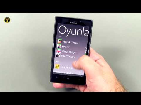 Nokia Lumia 925 - Akıllı Telefon İncelemesi