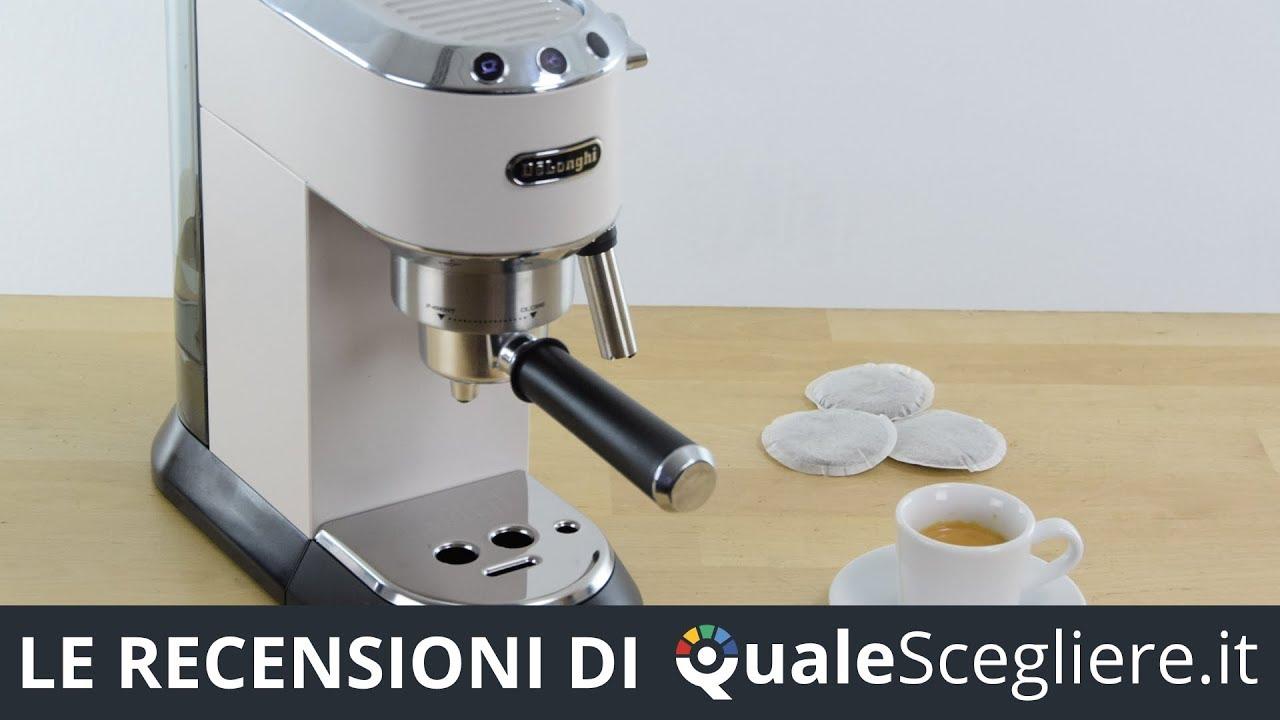 Delonghi filtro 1 tazza dose polvere macchina caffè Dedica EC680 Distinta ECI341
