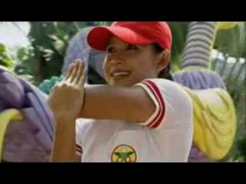 Senam Bugar Indonesia - Gerakan Pendinginan