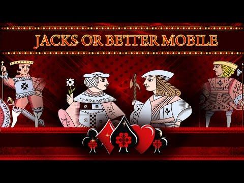 Jacks or Better Mobile - Video Poker - CasinoWebScripts