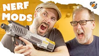 Modding and Painting a Nerf Blaster with Evil Ted Smith