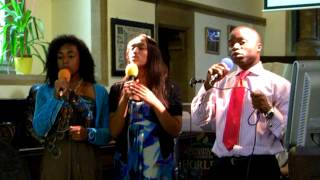 All we ask - live cover at Crawley-Gatwick SDA Chu