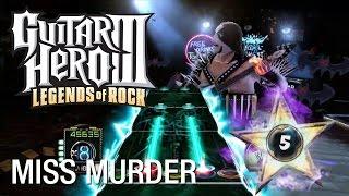 Video Guitar Hero 3 - Miss Murder by AFI (Expert) - 98% download MP3, 3GP, MP4, WEBM, AVI, FLV Agustus 2018
