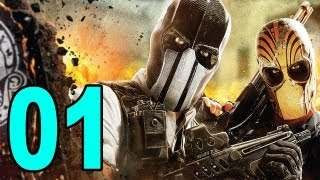 Army of Two: The Devils Cartel - Part 1 (Let
