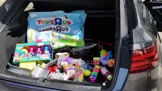 Aplastando Cosas CRUNCHY y SUAVES con el Carro! 🚗Дробление Вещи Хрустящие thumbnail