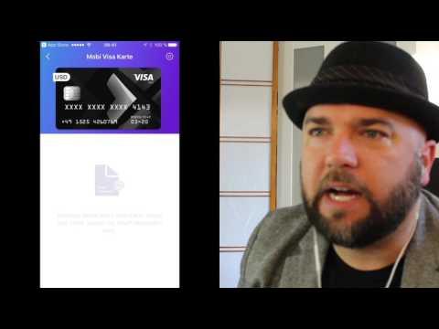 #062 - Mobi.me Bitcoin Prepaid Visa Karte & Bitcoin Regulierung und Verbot