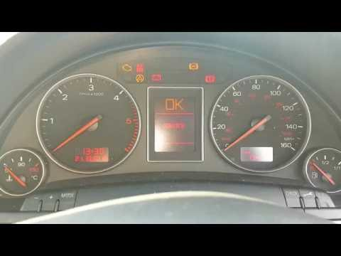 Audi epc warning light reset 3