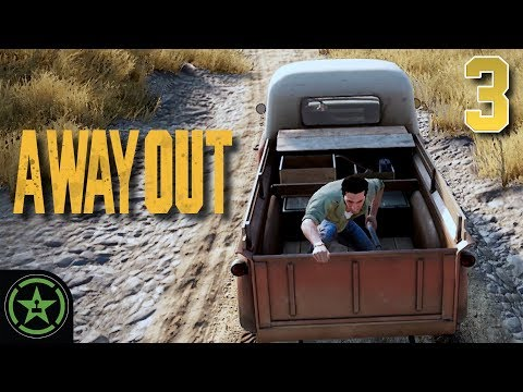 Let's Play Pals - A Way Out - Fists Blazing (#3)