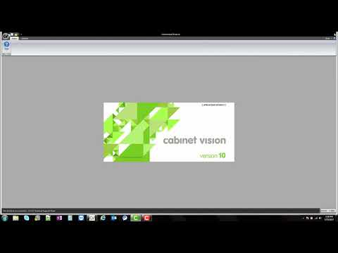How to install Cabinet Vision Solid v10 and the CLS license
