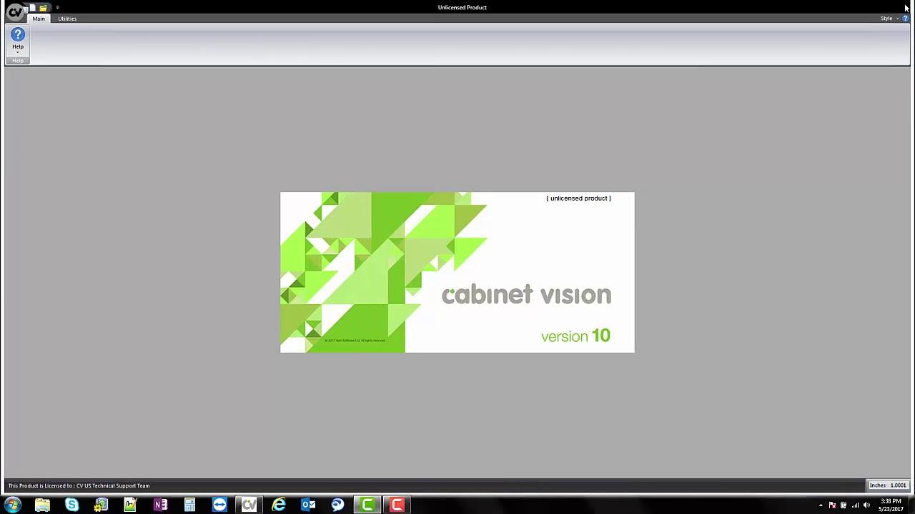 cabinet vision version 8 crack