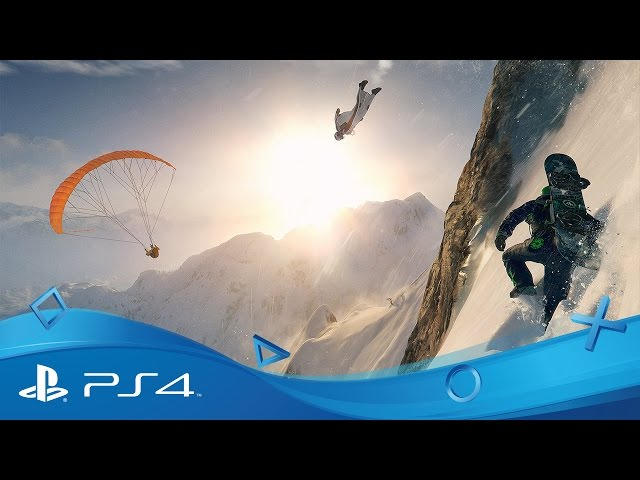 Steep | Launch Trailer | PS4
