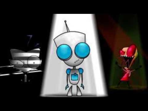 Invader zim Theme song Remix