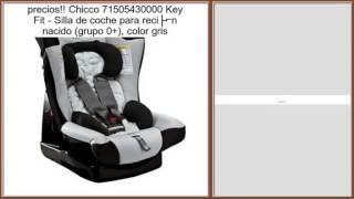 Chicco 71505430000 Key Fit - Silla de coche para recién nacido (grupo 0+), color