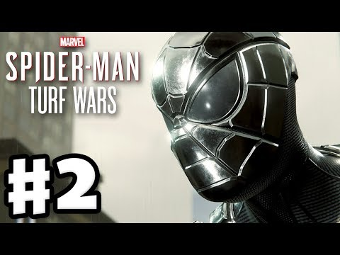 Spider-Man - PS4 Turf Wars DLC - Gameplay Walkthrough Part 2 - All Screwball Challenges Season 2