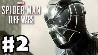 Spider-Man - PS4 Turf Wars DLC - Gameplay Walkthrough Part 2 - All Screwball Challenges! Season 2!