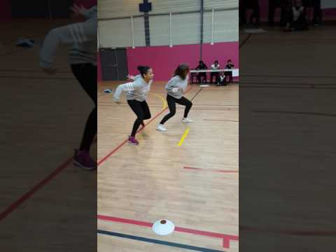 Souvenir battle Sarcelles 2 : groupe girls power