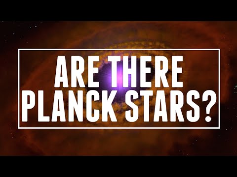 Are There Planck Stars?