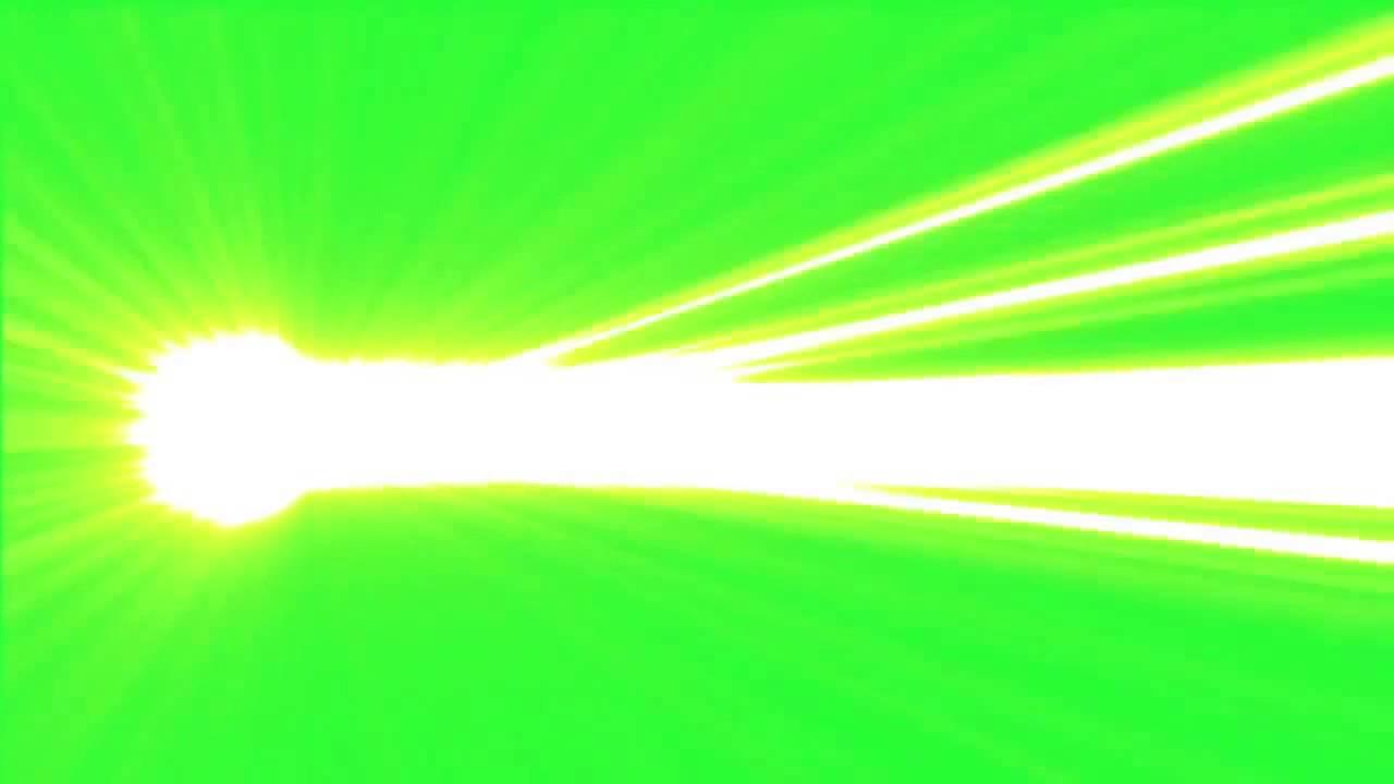 Green Screen Onda Kamehameha HD - Footage PixelBoom CG