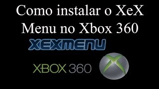 Como instalar o XeX Menu no Xbox 360 RGH/JTAG