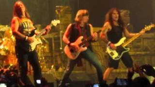 Iron maiden México, 3 de marzo 2016