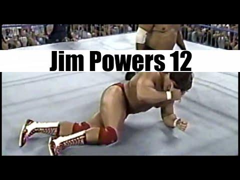 Jim Powers vs Bad News Brown: Jobber Squash Match