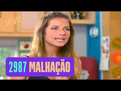 BERNARD TENTA AGARRAR MARCINHA | MALHAÇÃO 2007 | CAPÍTULO 2987 | MELHOR DO DIA | VIVA
