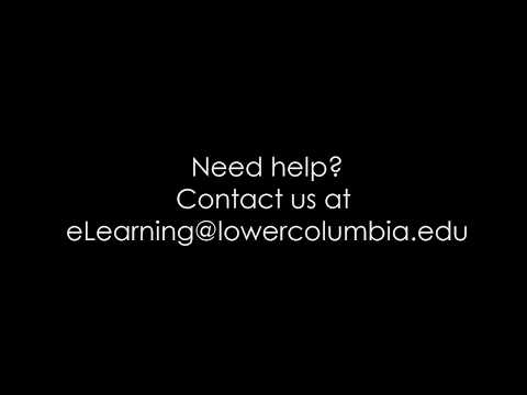 Setting Up Microsoft Office 365 at Lower Columbia College