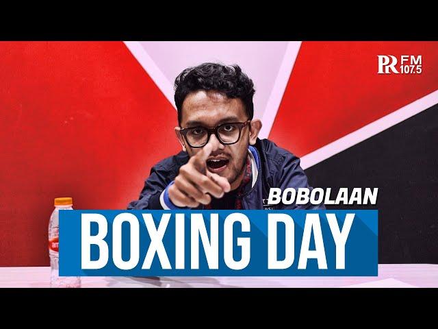 BOXING DAY LIGA INGGRIS 2020 | Bobolaan