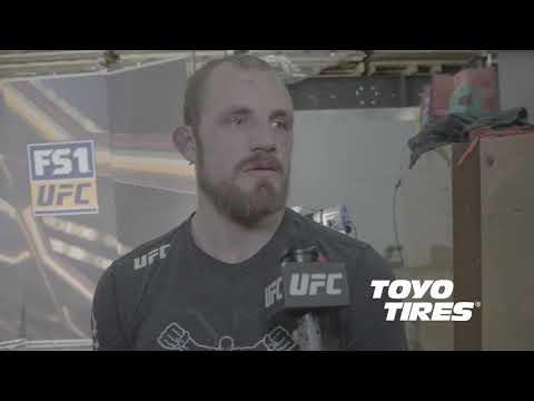 UFC 231 Гуннар Нельсон: Все было конечно после удара локтем