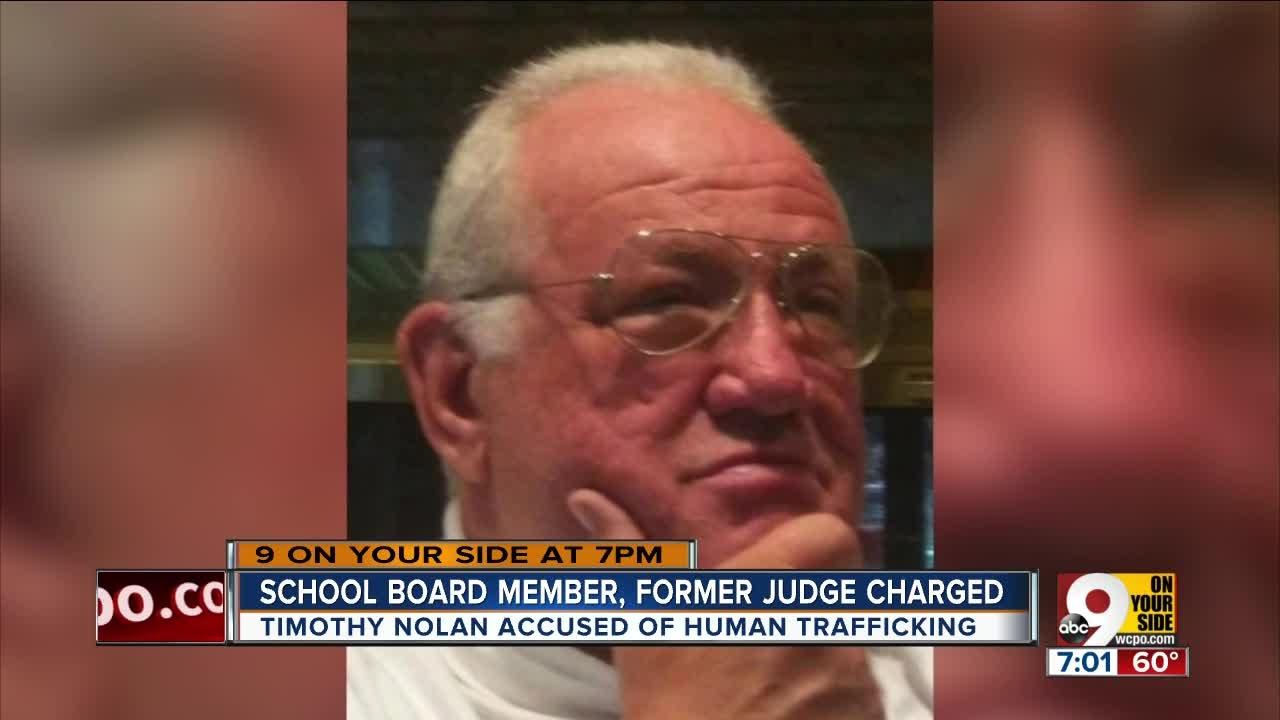 Image result for judge nolan trump