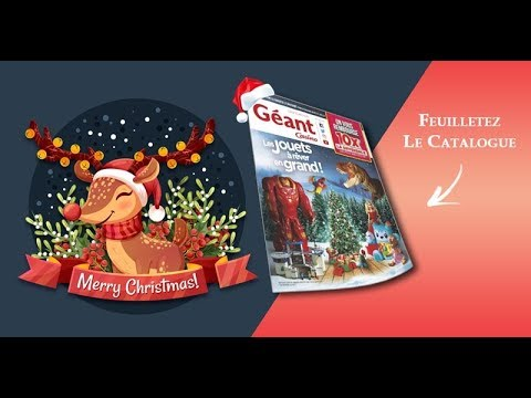 Catalogue Geant Casino Noel 2018 Catalogue Jouet Noel 2018