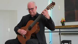 Malaguena by Soren Madsen - Danish Guitar Performance - Soren Madsen