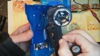 Переделка и модернизация радиоуправляемой машинки