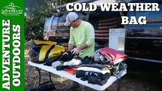 Camping Gear ~ The Importance Of A Cold Weather Clothing Bug Out Bag