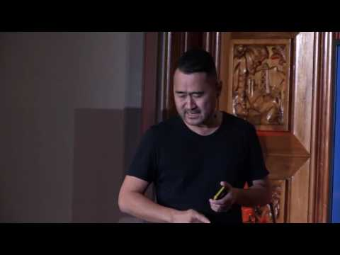 My accidental Path to Philanthropy | Jorn Lyseggen | TEDxEustonSalon