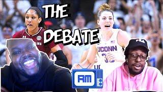 Husky Hoops Talk With: UCONN Fan Joel | Katie Lou Samuelson Vs. A'Ja Wilson Debate, 2021 WNBA Draft