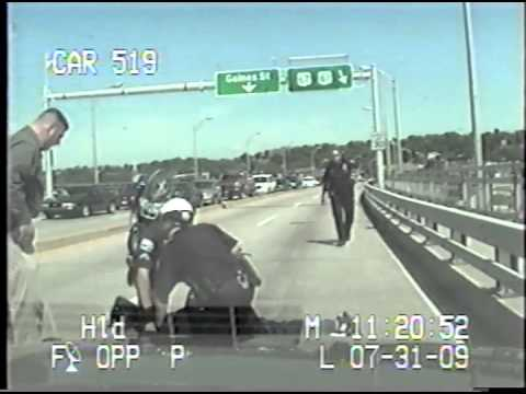 5482377 Complete footage of Centennial Bridge shooting