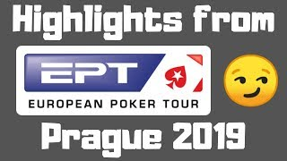 Highlights from EPT Prague 2019!