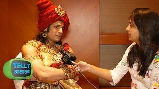 Rajat Tokas Back on Television   Chandra Nandini   Interview