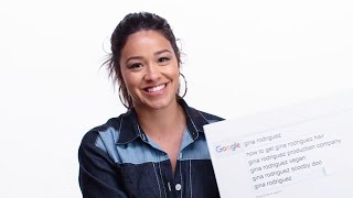Gina Rodriguez Answers the Web's Most Searched Questions | WIRED