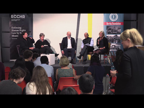 Challenging the powerful with legal means: Concluding Panel Discussion