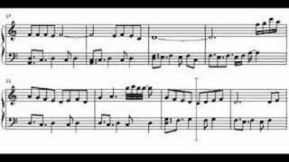 Video Hunter X Hunter - Song of the Wind (piano sheet music) download MP3, 3GP, MP4, WEBM, AVI, FLV Juli 2018