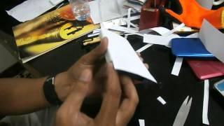 Cara Melipat Kertas Sublim Pada Case 3D Sublim (Iphone 6)
