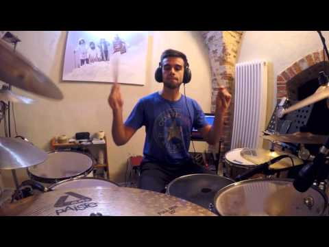 Taylor Swift - Love Story - Drum Cover 4K [Studio Quality]
