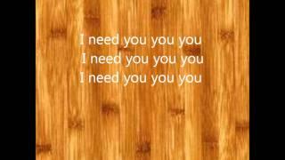 Everybody needs somebody lyrics