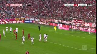 (FF7) Bayern Munich 3-0 Bayer Leverkusen Highlight