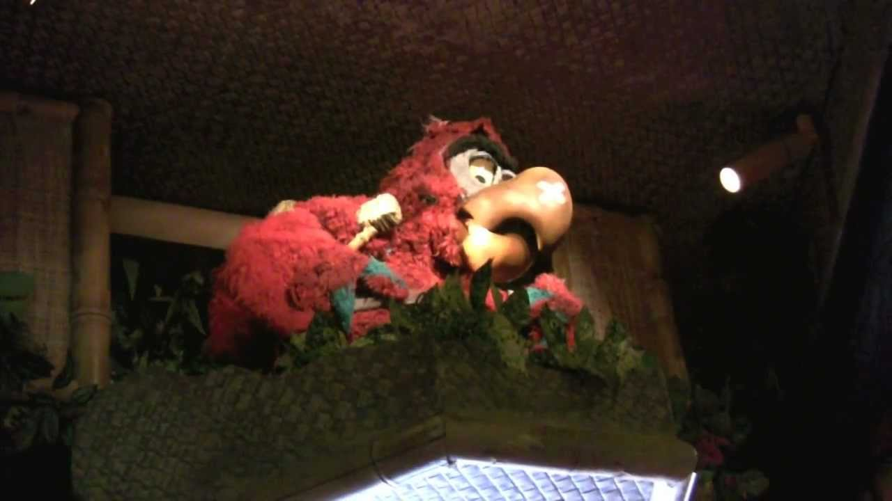 The Enchanted Tiki Room Under New Management at the Magic