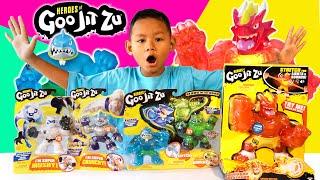 Drama Praya Mengejar Box Terbang Misterius - Mainan Heroes Of Goo Jit Zu