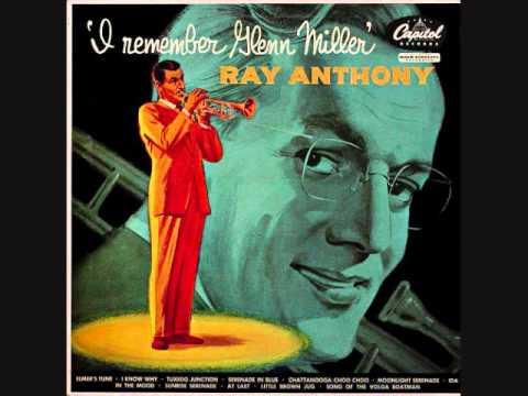 Ray Anthony - I remember Glenn Miller (1953)  Full vinyl LP