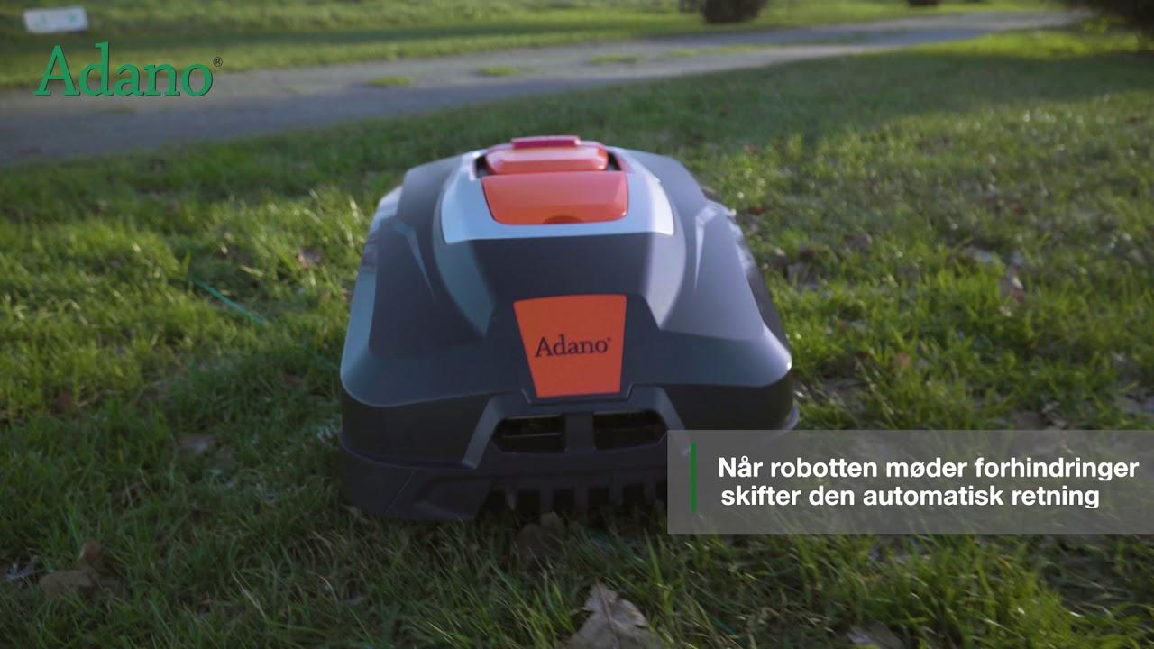 Download 3100 - Adano robotplæneklipper funktionsfilm